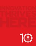 Centre for Research and Innovation 10th Anniversary Booklet