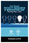 2nd Annual Faculty Research & Innovation Day Program