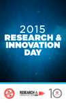2015 Research & Innovation Day Program