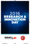 2016 Research & Innovation Day Program