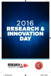 2016 Research & Innovation Day Program
