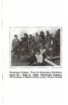1983 Fine Art Graduation Exhibition Catalogue