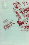 1986 Fine Art Graduation Exhibition Catalogue by John Koyounian
