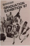 1987 Fine Art Graduation Exhibition Catalogue by Kathleen Dunn
