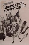 1987 Fine Art Graduation Exhibition Catalogue