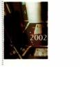 2002 Fine Art Graduation Exhibition Catalogue by Mladen Blatnik, Scott Everingham, Steve Torrens, and Adam Worrall