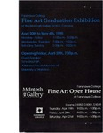 1990 Fine Art Graduation Exhibition Catalogue by Fanshawe College of Applied Arts and Technology