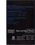 1990 Fine Art Graduation Exhibition Catalogue