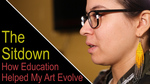 The Sitdown: How Education Helped My Art Evolve by Anthony Johns