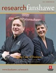 ResearchFanshawe Magazine Issue 2