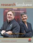 ResearchFanshawe Magazine Issue 2 by Joy Warkentin, Leslie McIntosh, and Greg Weiler