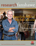 ResearchFanshawe Magazine Issue 3