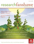 ResearchFanshawe Magazine Issue 4