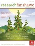 ResearchFanshawe Magazine Issue 4 by Jamie Mackay, Lisa E. Boyes, John Huff, Greg Weiler, and Leslie McIntosh