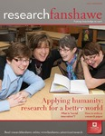 ResearchFanshawe Magazine Issue 5 by Pam McLaughlin, John Huff, Simone Graham, Leslie McIntosh, Greg Weiler, and Michael Jubenville