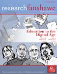 ResearchFanshawe Magazine Issue 6 by Dana Morningstar, Robert Haaf, Ramon Delgado, Elanor Fullick, John Bennett, John Huff, Leslie McIntosh, Simone Graham, and Dan Douglas
