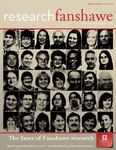ResearchFanshawe Magazine Special Edition 1 by Leslie McIntosh and Dan Douglas