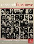 ResearchFanshawe Magazine Special Edition 1