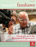 ResearchFanshawe Magazine Issue 8 by John Makaran, Leslie McIntosh, Tina Bonnett, and Dan Douglas